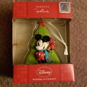 Hallmark Mickey Mouse Christmas ornament
